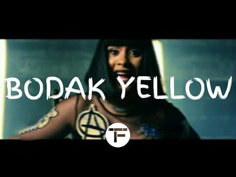 [TRADUCTION FRANÇAISE] Cardi B - Bodak Yellow