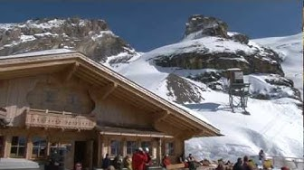 Mt. Titlis Restaurants winter