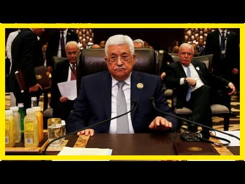 Us Latest News - The decision shatters the old guard Palestinian jerusalem Trumps