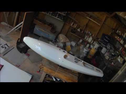 IOM Radio Sailing D4 Mast