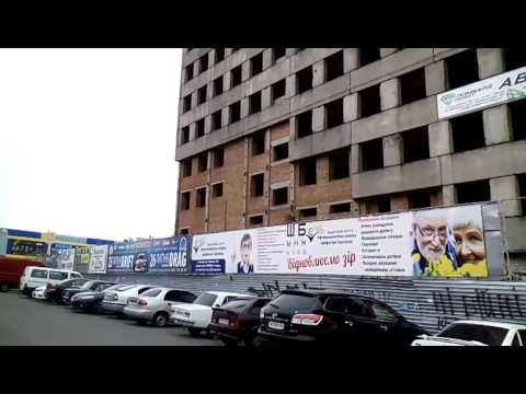Construction of the century and a supermarket