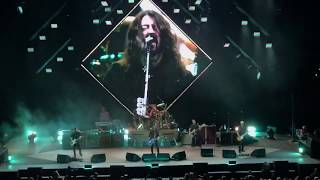 foo fighters 11 8 17 champaign il concert intro run all my life learn to fly the pretender