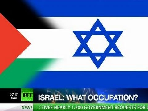 CrossTalk on Isralestine: What Occupation?