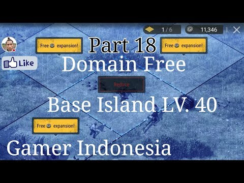 Durango Wild Lands #18 Pindahkan Domain free di Island LV. 40
