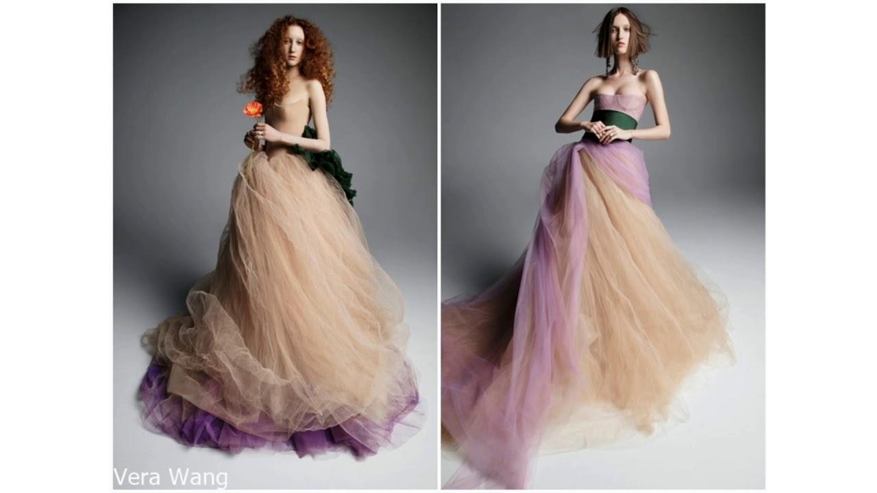 Свадебные платья весна лето 2019 фото - YouTube