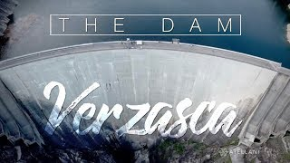 Val Verzasca Switzerland | The famous dam & Bungee Jump | Drone Video