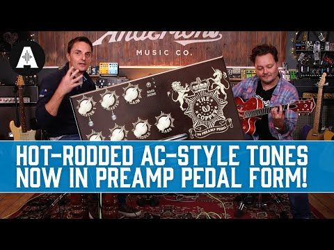 Victory's All-Powerful 'The Copper' Amp Now in a V4 Preamp Pedal Form!