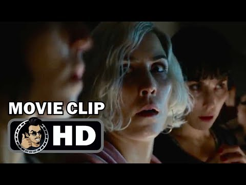 WHAT HAPPENED TO MONDAY Movie Clip - Apartment Encounter (2017) Willem Dafoe Sci-Fi Thriller HD