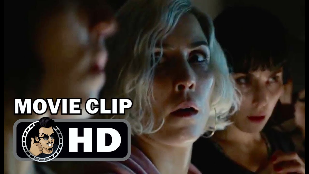 What Hened To Monday Movie Clip Apartment Encounter 2017 Willem Dafoe Sci Fi Thriller Hd