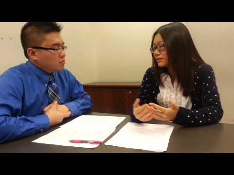 Financial Adviser Summer Intern Interview