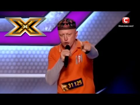 Louis Armstrong - Go Down, Moses (cover version) - The X Factor - TOP 100