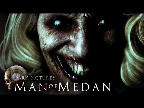 THE DARK PICTURES - MAN OF MEDAN : NADA É MAIS NATURAL QUE O HORROR !