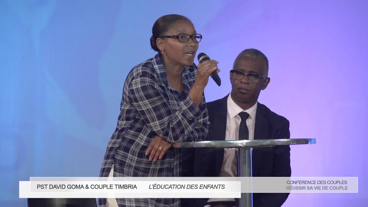Conférence des Couples 2018: L'éducation des enfants