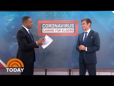 Coronavirus Advice: What You Need To Know About Going Out In Public | TODAY