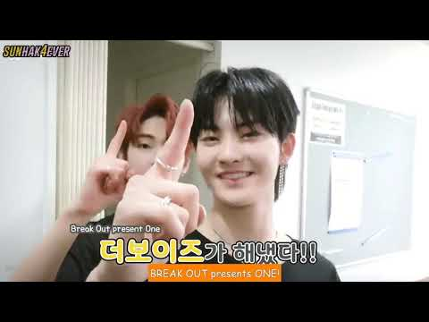 [INDO SUB] - [OFF THE BOYZ] Japan 'Break Out Present One' Behind