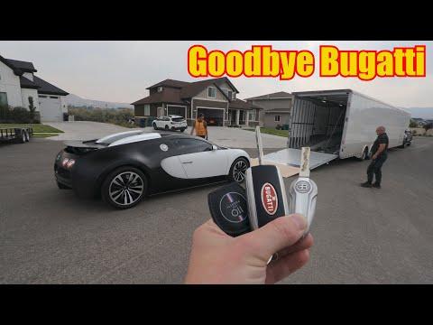 The Car Key that Bugatti Prays you Lose.