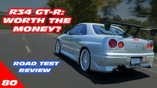 IS AN R34 GT-R WORTH THE MONEY?