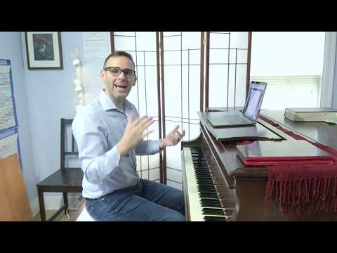 Music You Learn in the First 11 Piano Lessons!