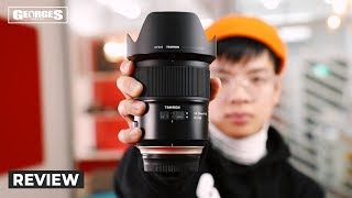 Tamron 35mm F1.4 Lens Review | The Best Tamron Lens Ever? ?