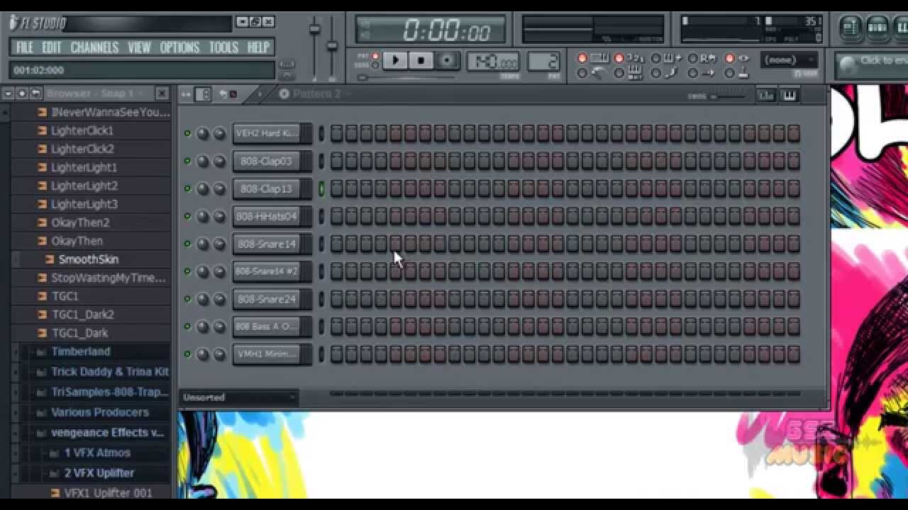 how to get fruity wrapper on fl studio