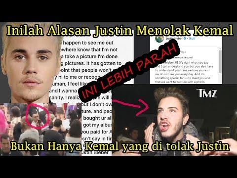Inilah Alasan Justin Bieber Menolak Vlog Kemal Palevi | Ada yang Lebih Parah dari Kemal Palevi