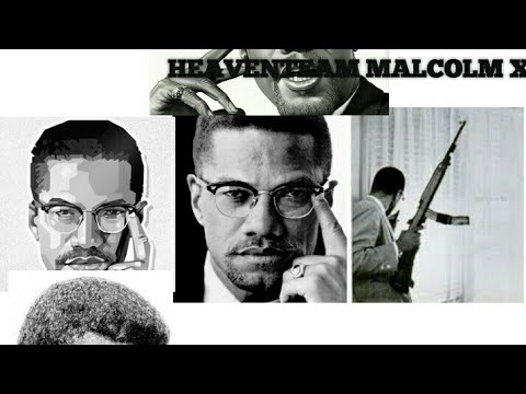 HeavenTeamRADIO - The Autobiography Of Malcolm X Audiobook