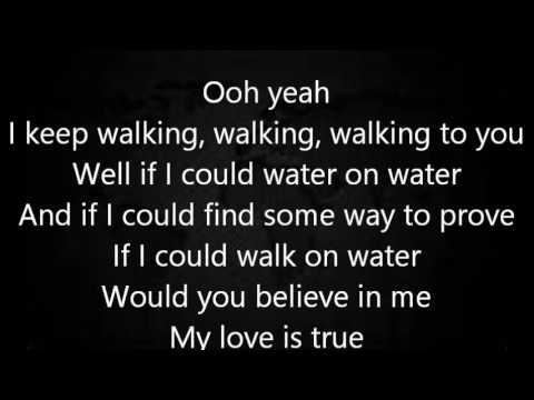 walk on water Mp3