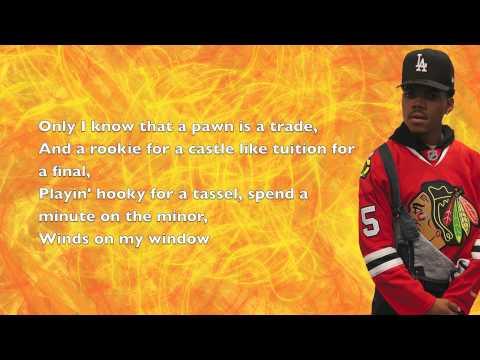 SZA - Child's Play (ft. Chance The Rapper) - Lyrics
