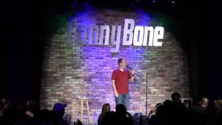 Brian Bates at Liberty Funny Bone