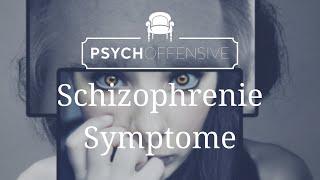 Schizophrenie - Symptome der Schizophrenie | Übersicht