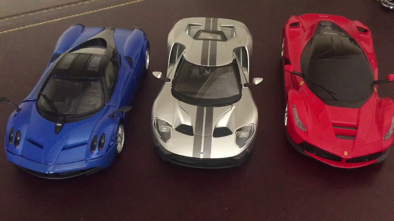 Ford Gt Special Edition Maidstone   Scalecast Model Car Review