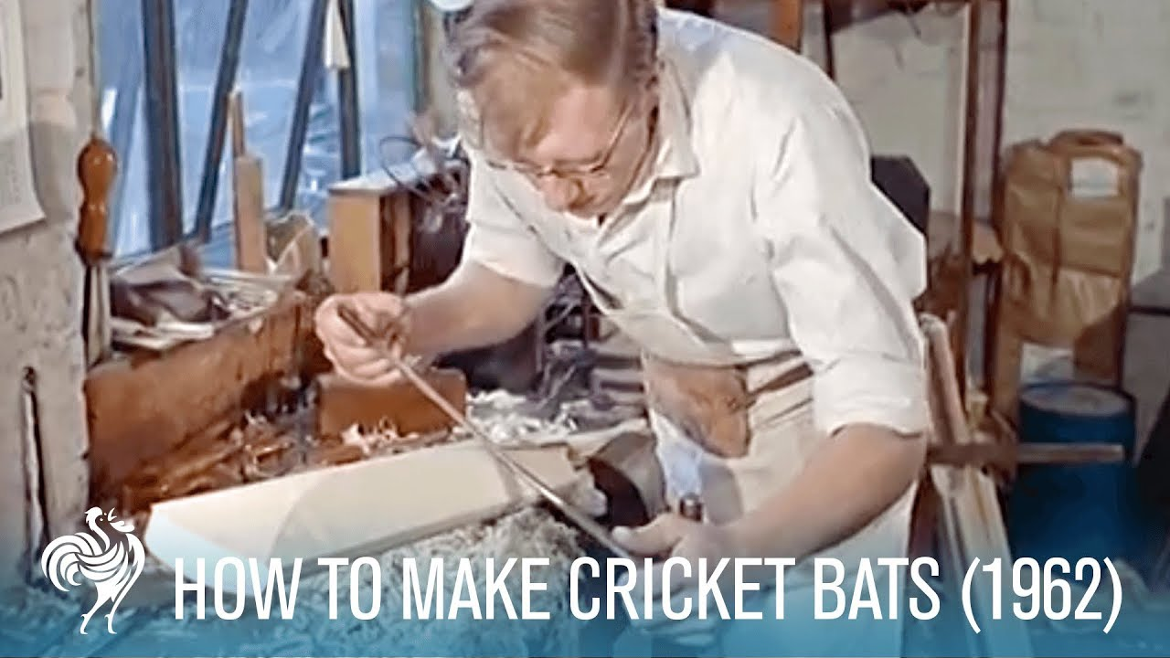 Britishpathé History Cricket