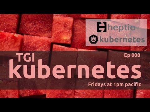 TGI Kubernetes 008: Continuing the Controller