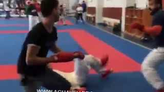 Rafael Aghayev. My training