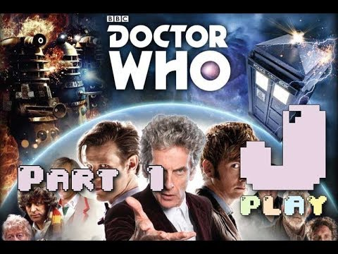 jPlay plays Doctor Who: Time of the Daleks - Part 1