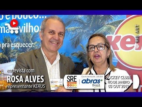 MARKET SHOW entrevista Rosa Alves, representante da KERUS