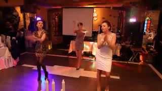 Танец приветствие.Появление жениха и невесты. olga-wedding.ru