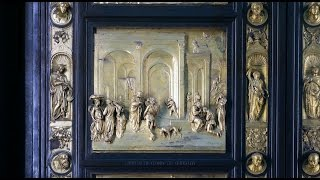 "Ghiberti, ""Gates of Paradise,"" East Doors of the Florence Baptistery, 1425-52"