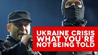 Ukraine Crisis - What You