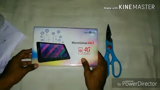 Datawind Moregmax 4G Tablet Unboxing and Quick Review