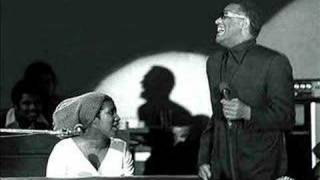 Aretha Franklin & Ray Charles - Ain