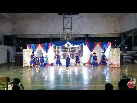 MVD DANCE CREW. Battle For Greatness. Season 3. General Tinio Nueva Ecija. Oct 20, 2018.
