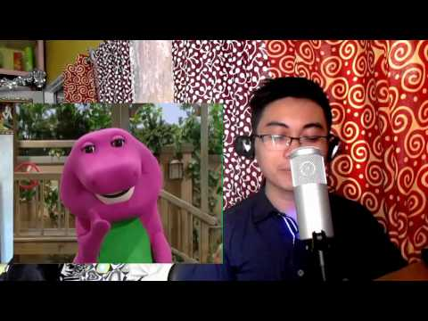 BARNEY - I Love You Song Cover