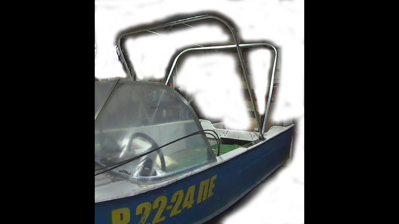 Как самим сшить тент на лодку фото 202