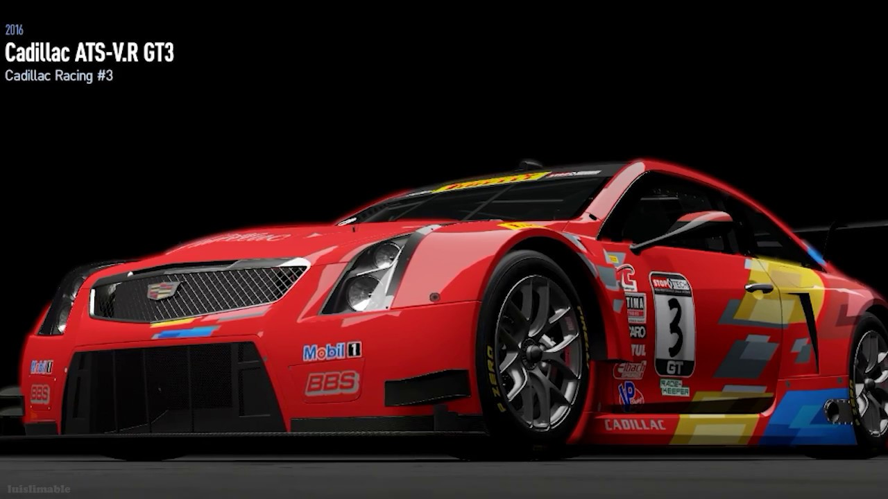 luislimable project cars 2 circuito de nurburgring cadillac ats v r gt3 youtube. Black Bedroom Furniture Sets. Home Design Ideas