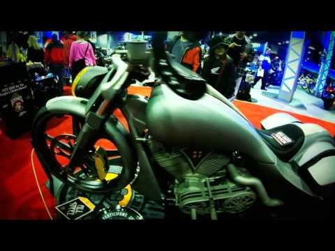 2016 Progressive Int. Motorcycle Show - Chicago 2