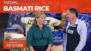 The Best Basmati Rice at the Supermarket