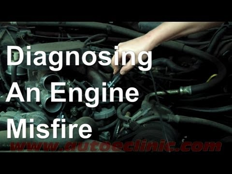 How to Diagnose an Engine Misfire- Fuel, Fire or Compression - YouTube