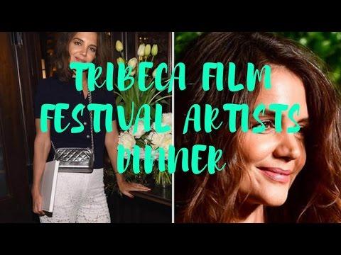 Inside the TriBeCa Film Festival- Chanel Artists Dinner 2017