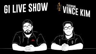 Live Show Ft Vince Kim! - Airsoft GI